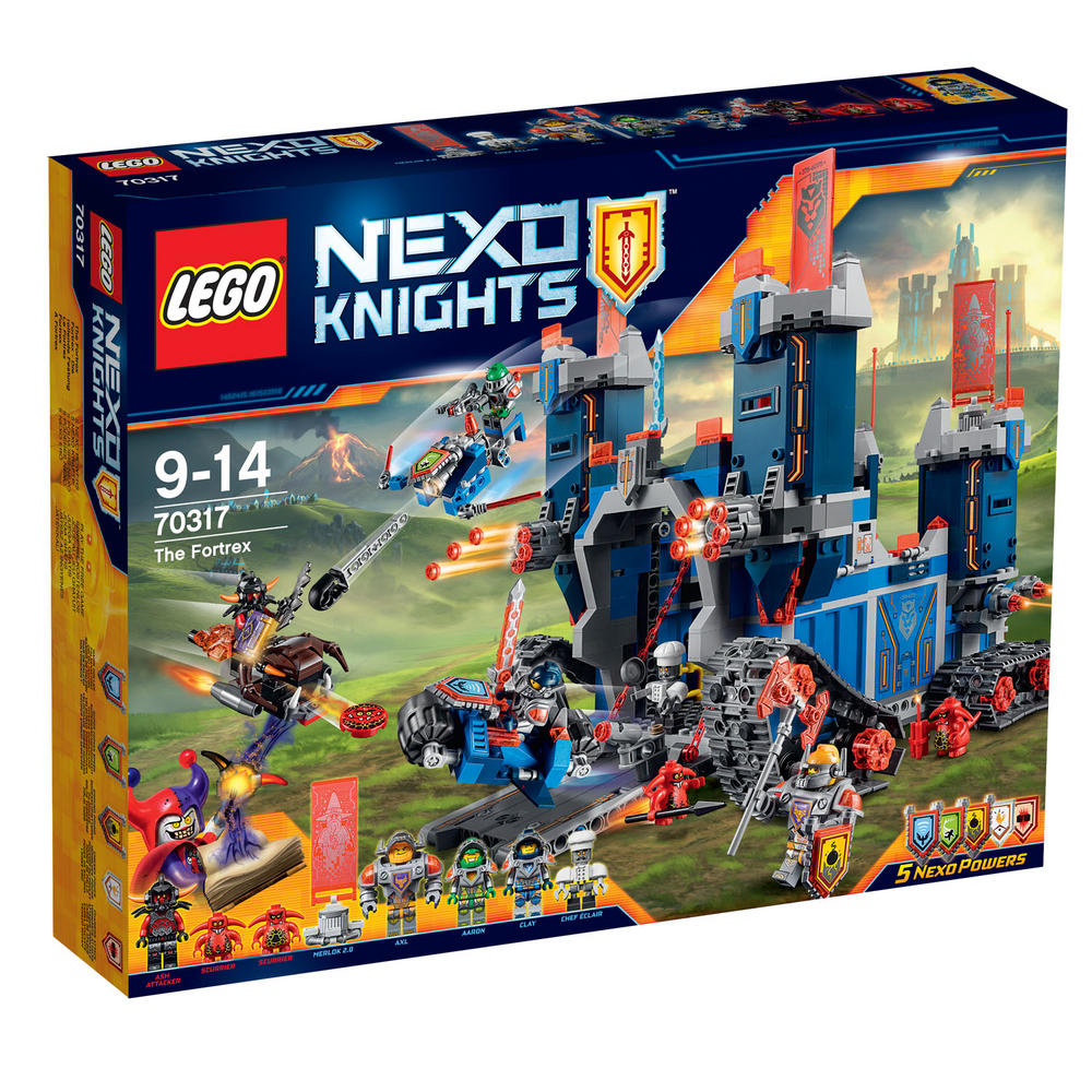 70317 LEGO The Fortrex NEXO KNIGHTS