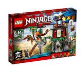 70604 LEGO Tiger Widow Island NINJAGO