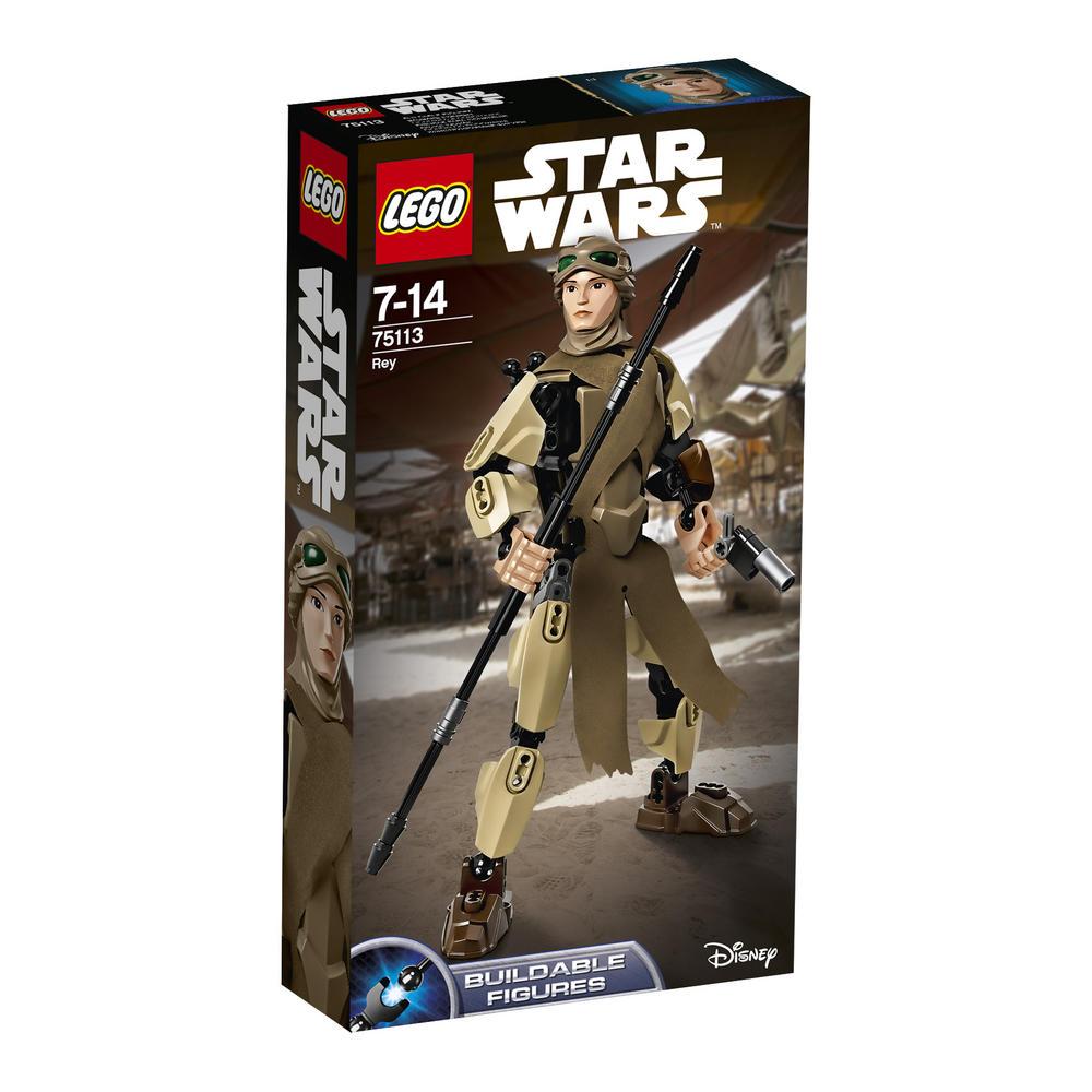 75113 LEGO Rey STAR WARS