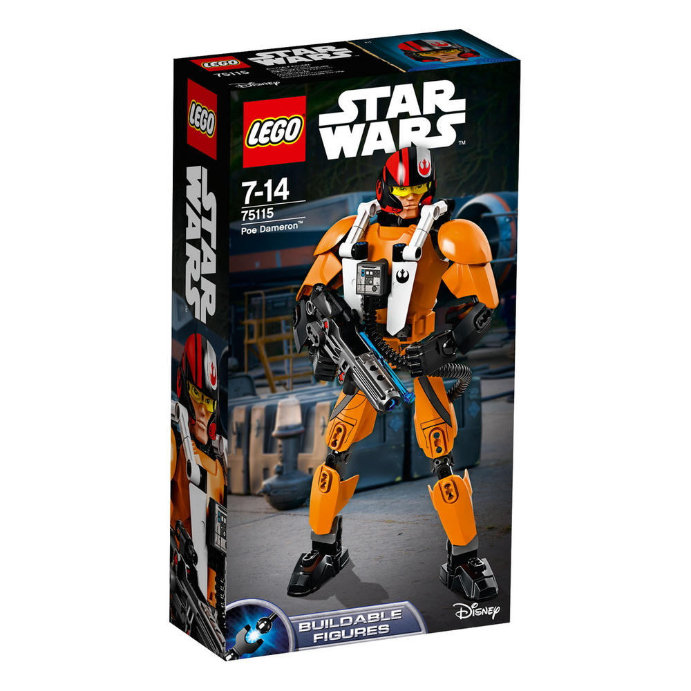 75115 LEGO Poe Dameron STAR WARS