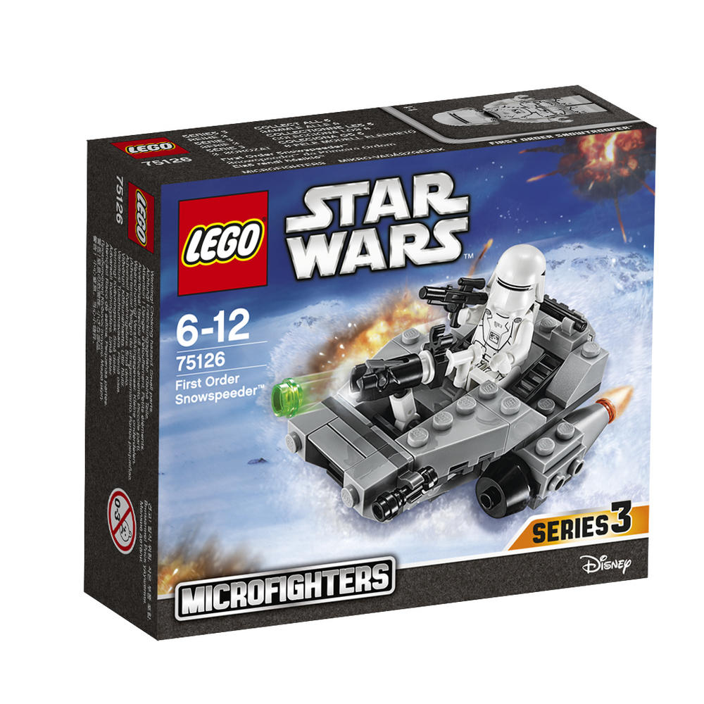 75126 LEGO First Order Snowspeeder STAR WARS EPISODE VII