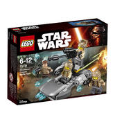 75131 LEGO Resistance Trooper Battle Pack STAR WARS EPISODE VII