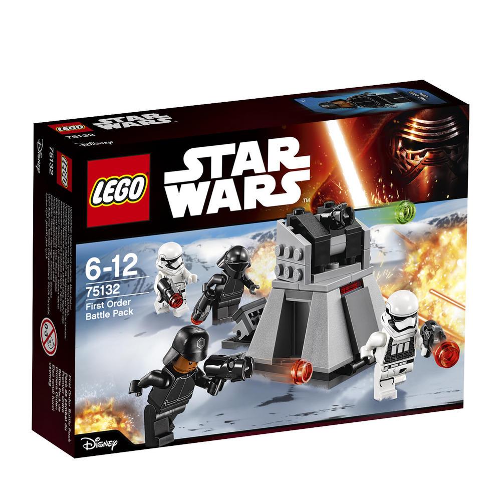 75132 LEGO First Order Battle Pack STAR WARS EPISODE VII