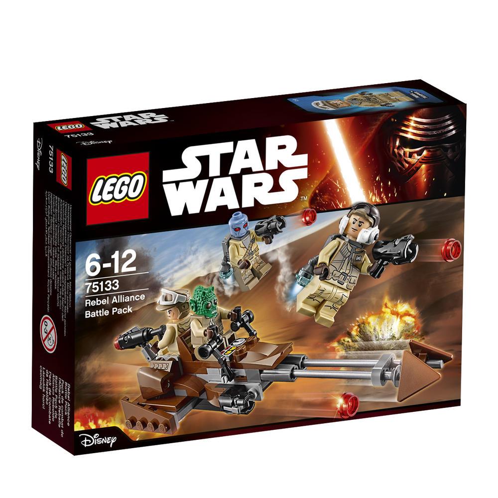 75133 LEGO Rebel Alliance Battle Pack STAR WARS