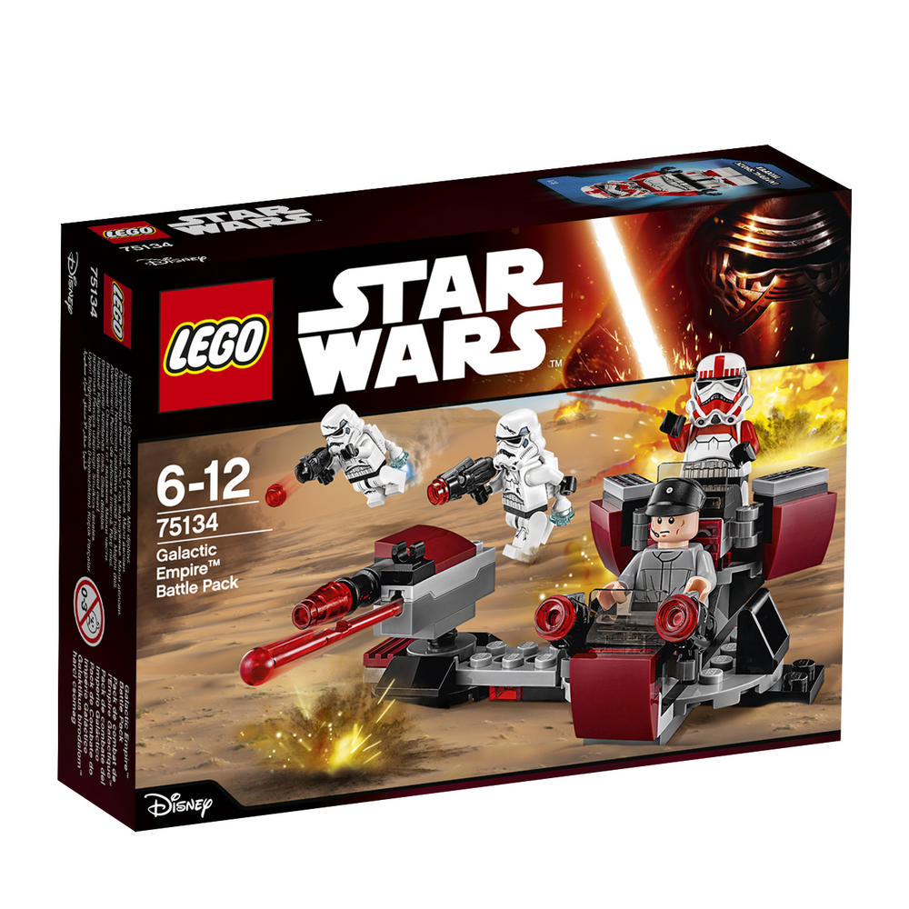 75134 LEGO Galactic Empire Battle Pack STAR WARS