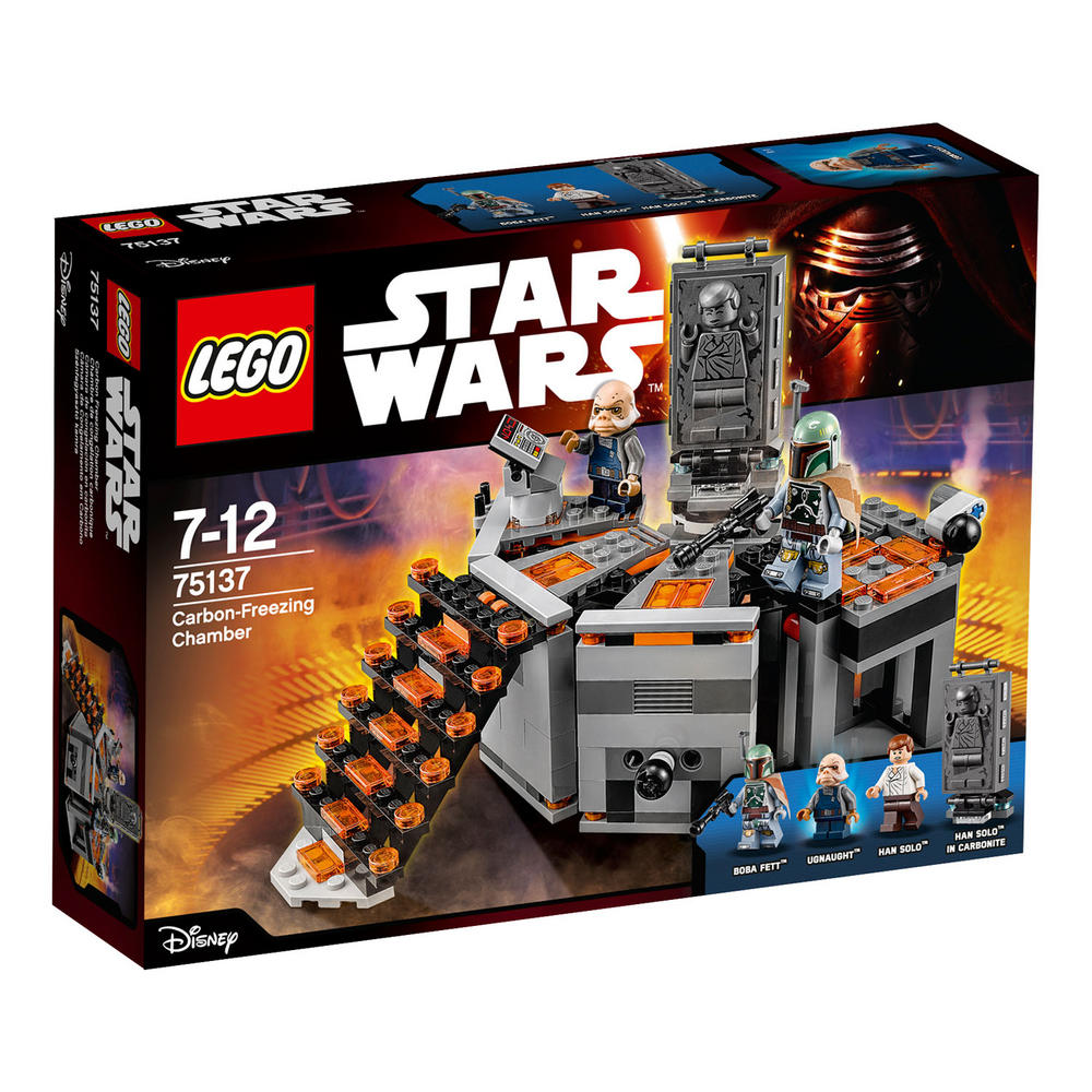 75137 LEGO Carbon-Freezing Chamber STAR WARS CLASSIC