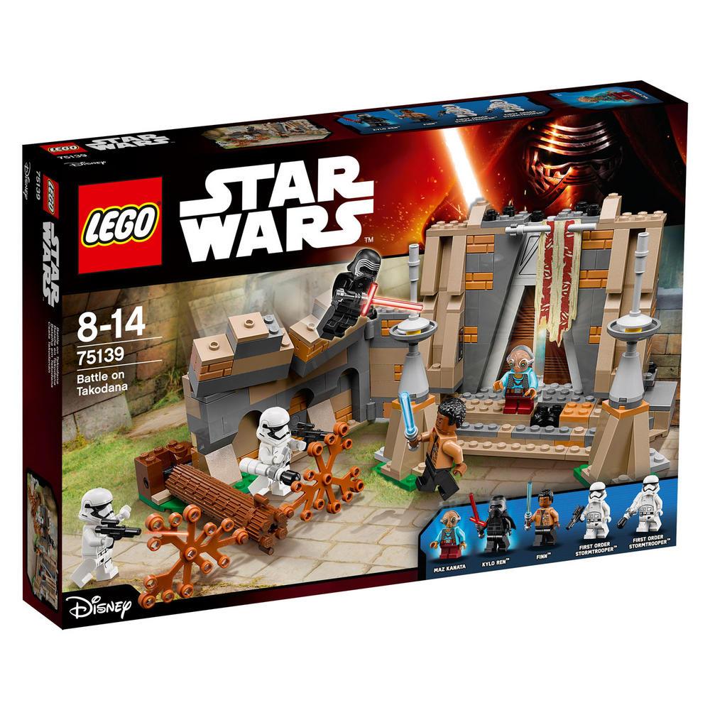 75139 LEGO Battle On Takodana STAR WARS EPISODE VII