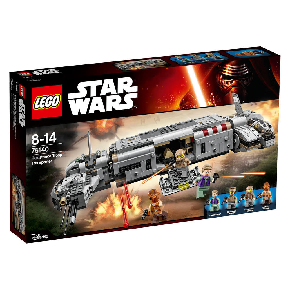 75140 LEGO Resistance Troop Transporter STAR WARS EPISODE VII