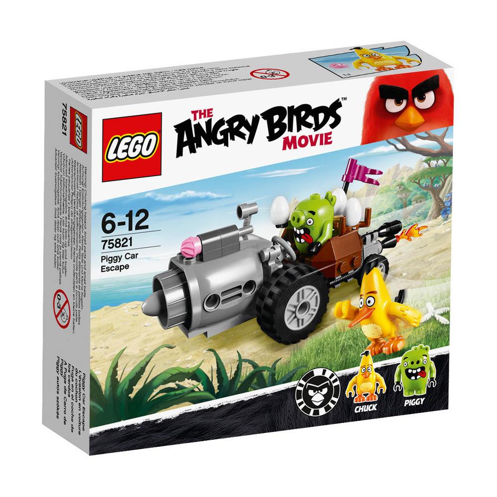75821 LEGO Piggy Car Escape ANGRY BIRDS