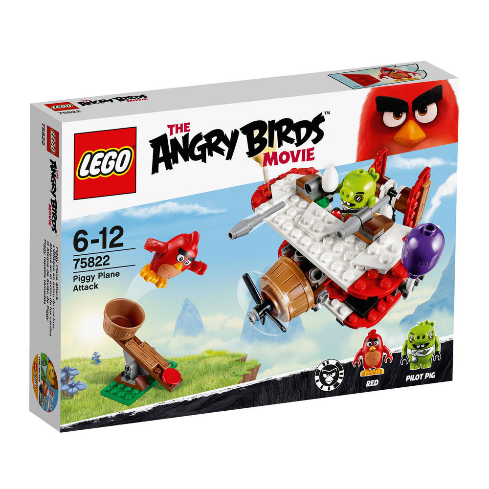 75822 LEGO Piggy Plane Attack ANGRY BIRDS