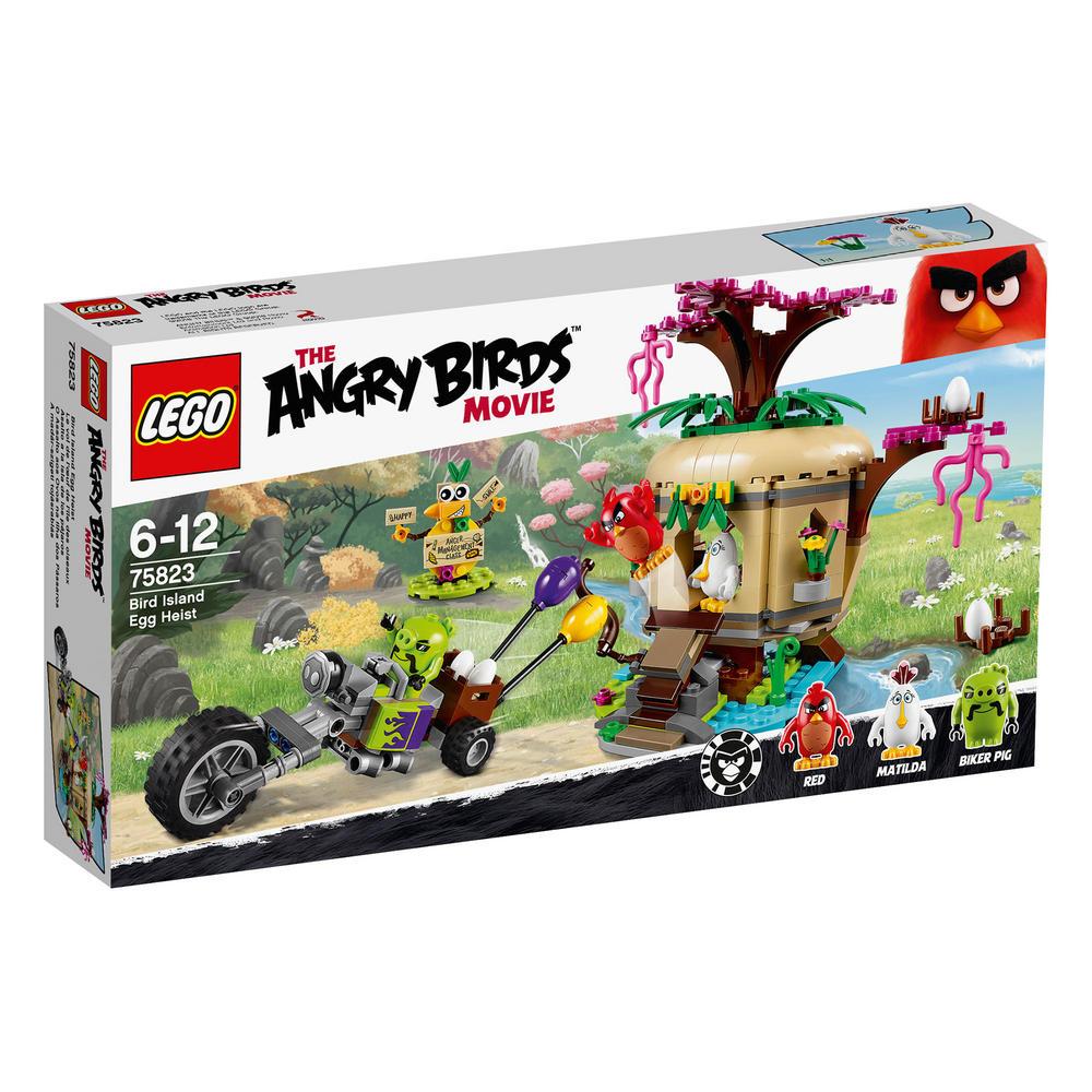 75823 LEGO Bird Island Egg Heist ANGRY BIRDS