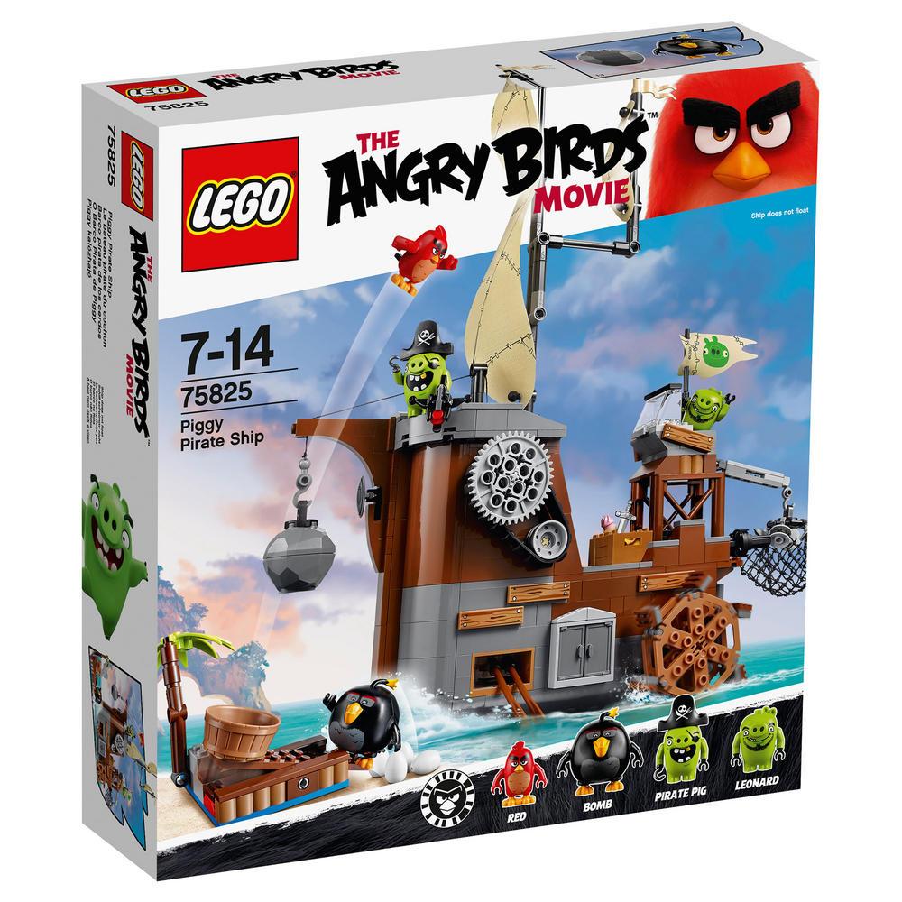 75825 LEGO Piggy Pirate Ship ANGRY BIRDS