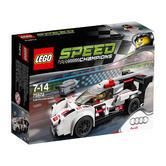 75872 LEGO Audi R18 E-Tron Quattro SPEED CHAMPIONS