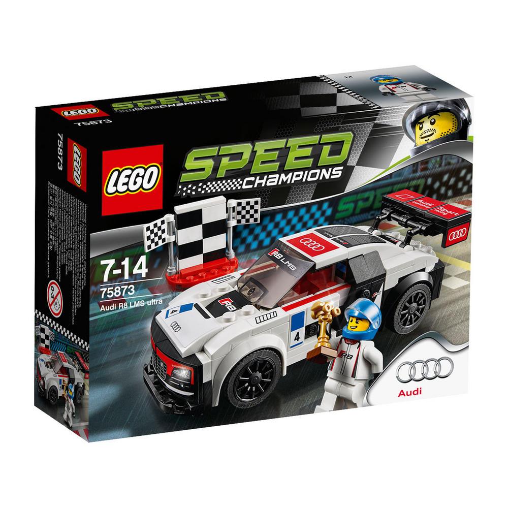 75873 LEGO Audi R8 LMS Ultra SPEED CHAMPIONS