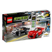 75874 LEGO Chevrolet Camaro Drag Race SPEED CHAMPIONS