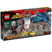 76051 LEGO Super Hero Airport Battle MARVEL CAPTAIN AMERICA