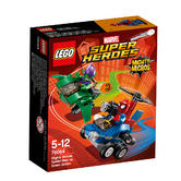 76064 LEGO Mighty Micros: Spider-Man vs. Green Gobl MARVEL SUPER HEROES