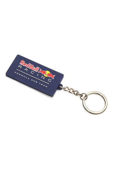 2016 Red Bull Racing Formula One Team Keyring Keychain with RBR Logo in Silicone