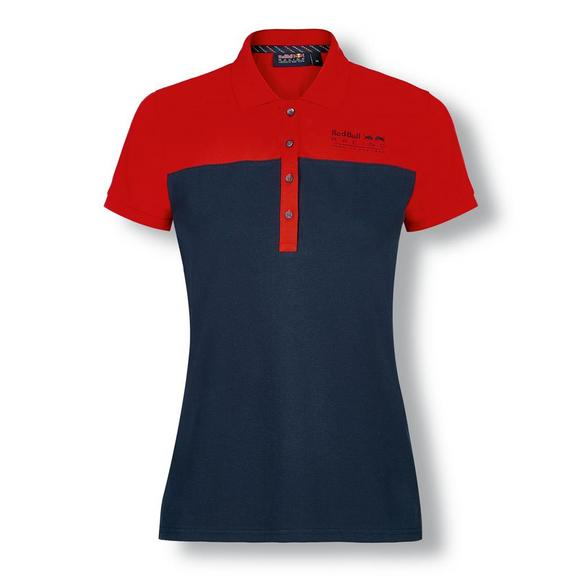 Sale! Red Bull Racing F1 Team Ladies Seasonal Polo Shirt Womens Sizes 8-16