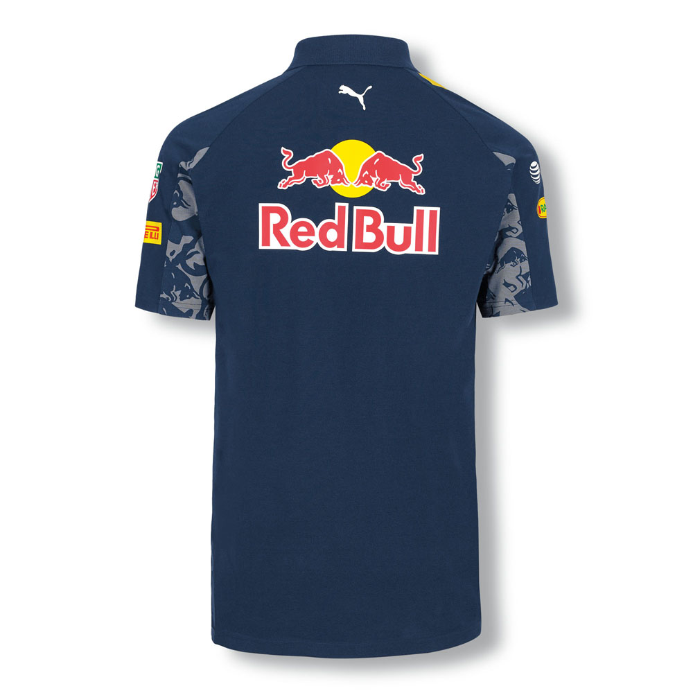 Sale Red Bull Racing F1 Formula 1 Teamline Mens Team Polo