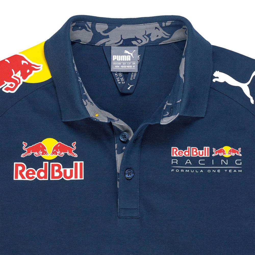 4bec17603fe Sale! Red Bull Racing F1 Formula 1 Teamline MENS TEAM POLO SHIRT by ...