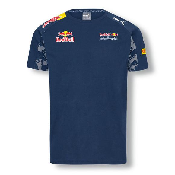 Sale! Red Bull Racing F1 Formula 1 Teamline MENS T-Shirt 100% Cotton by PUMA
