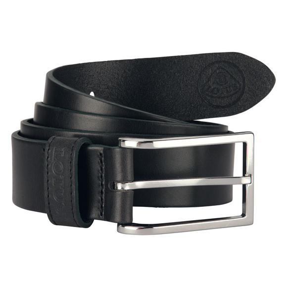 New! Classic Lotus Cars Mens Leather Trouser Belt Black/Green 2 Sizes Available