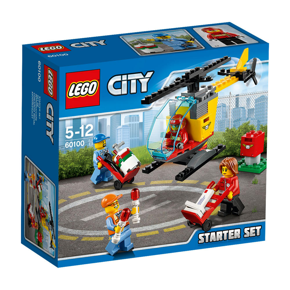 60100 LEGO Airport Starter Set CITY AIRPORT