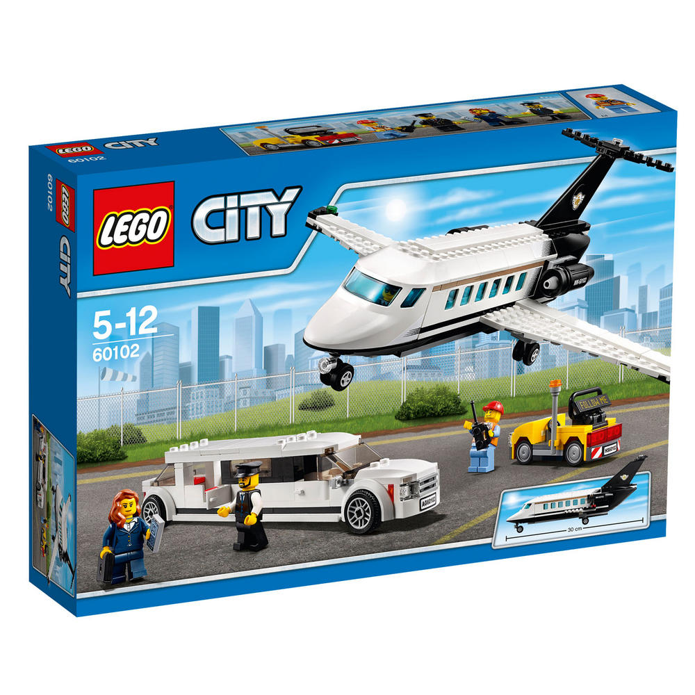 60102 LEGO Airport Vip Service CITY AIRPORT