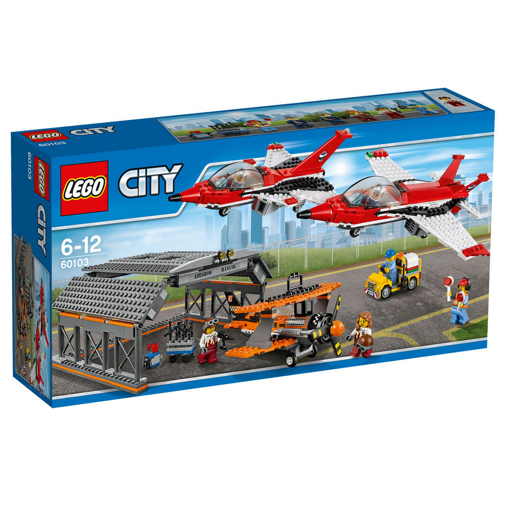 60103 LEGO Airport Air Show CITY AIRPORT