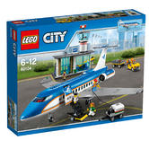 60104 LEGO Airport Passenger Terminal CITY AIRPORT