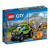 60121 LEGO Volcano Exploration Truck CITY VOLCANO EXPLORERS