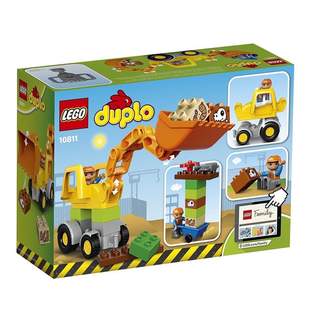 10811 LEGO Backhoe Loader DUPLO TOWN