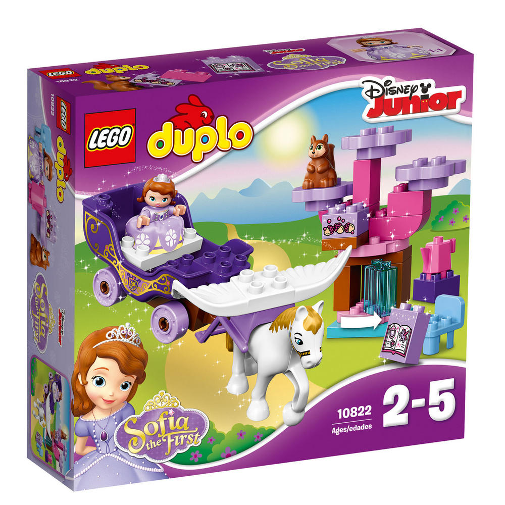 10822 LEGO Sofia The First Magical Carriage DUPLO SOFIA THE FIRST