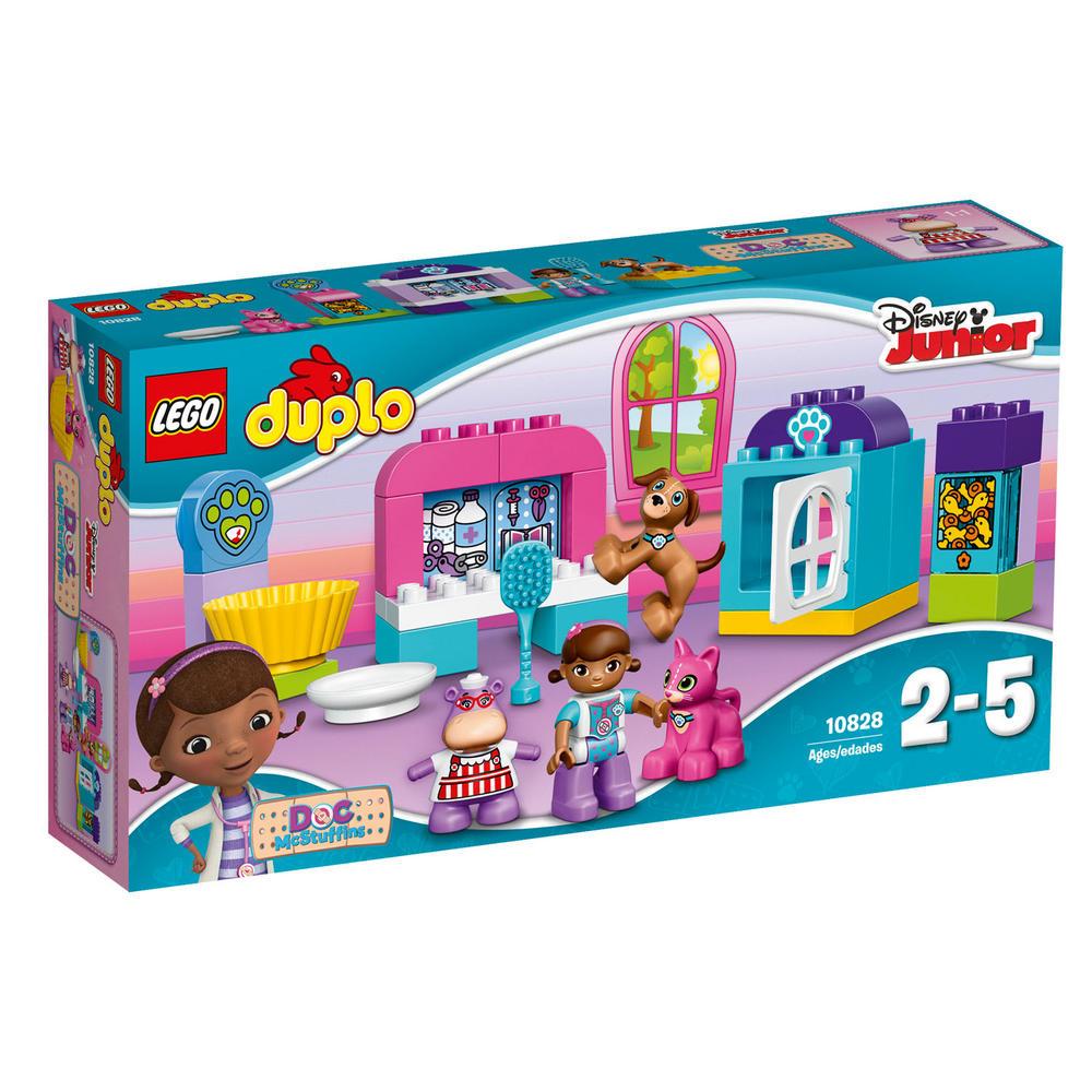 10828 LEGO Doc McStuffins´ Pet Vet Care DUPLO DOC MCSTUFFINS