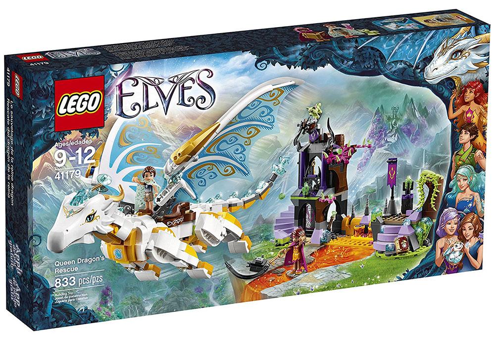 41179 LEGO Queen Dragon's Rescue ELVES