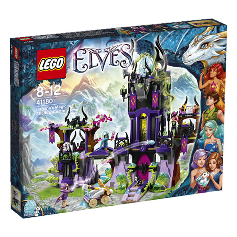 41180 LEGO Ragana's Magic Shadow Castle ELVES
