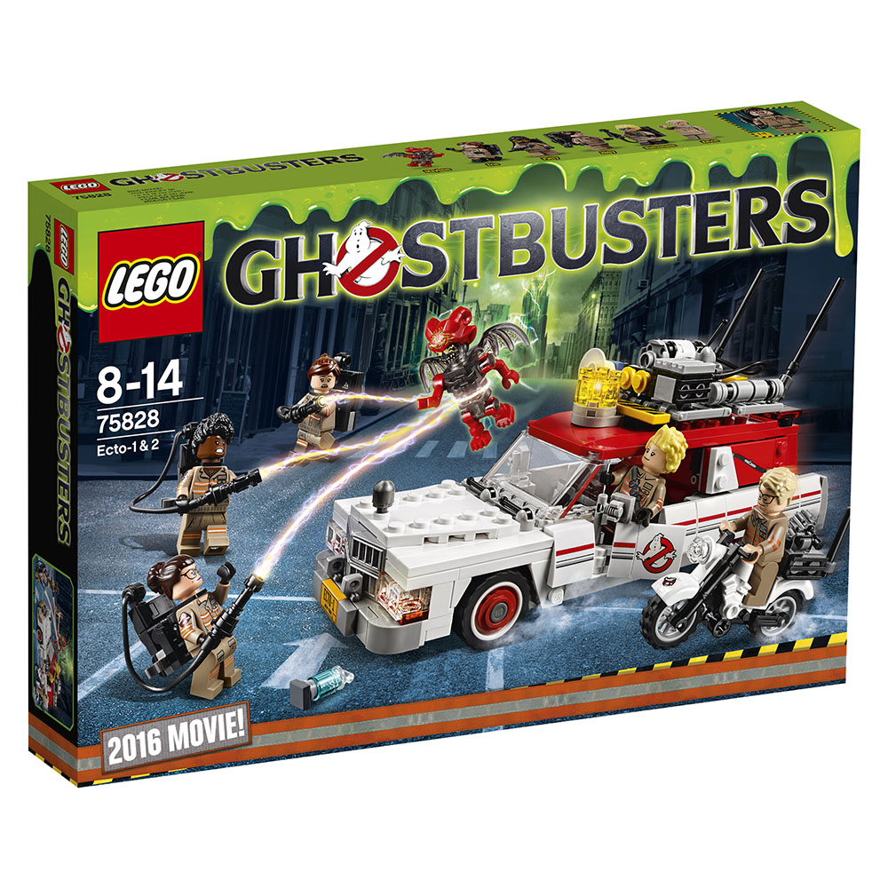 75828 LEGO Ecto-1 & 2 GHOSTBUSTERS
