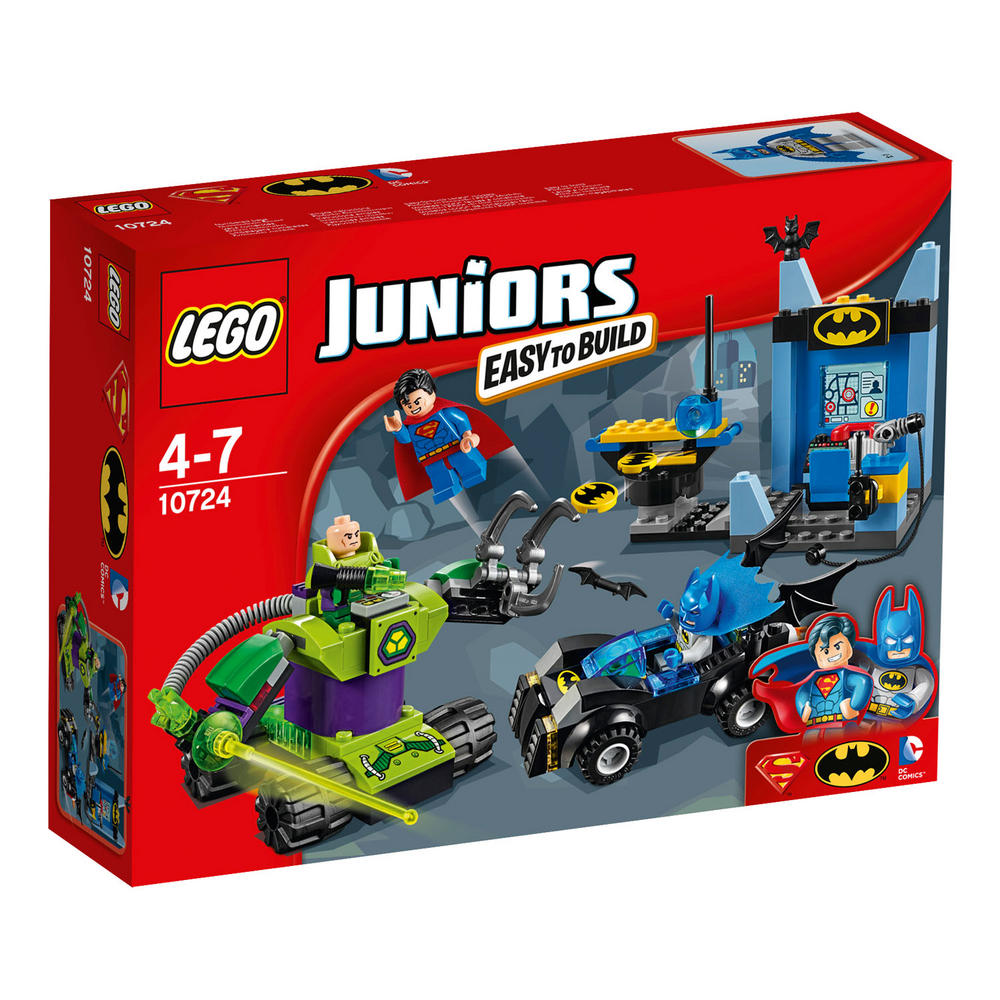 10724 LEGO Batman? & Superman? vs. Lex Luthor? JUNIORS
