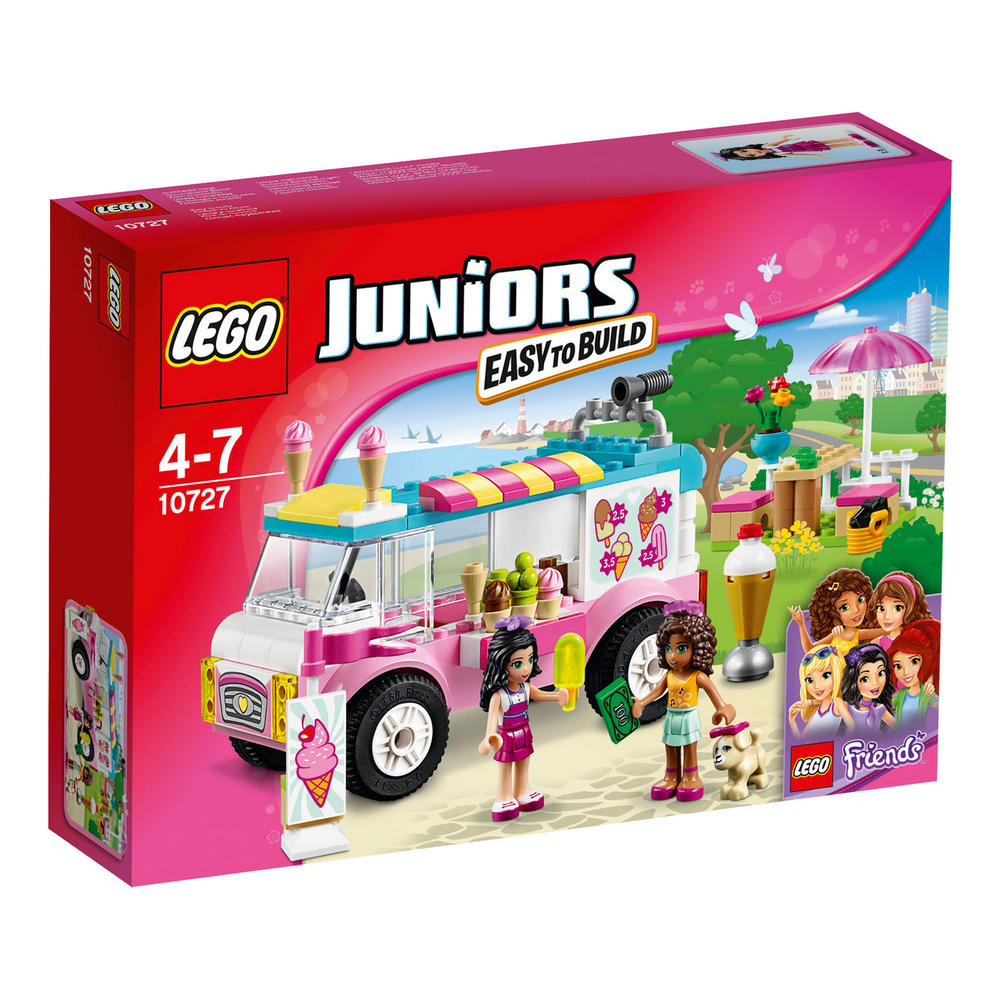 10727 LEGO Emma's Ice Cream Truck JUNIORS