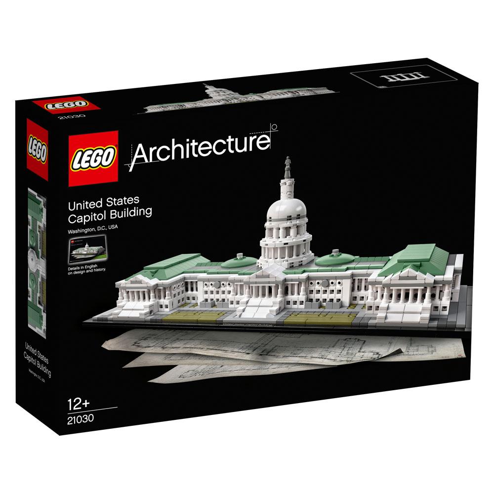 21030 LEGO United States Capitol Building ARCHITECTURE