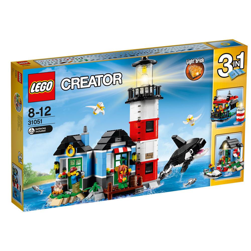 31051 LEGO Lighthouse Point CREATOR