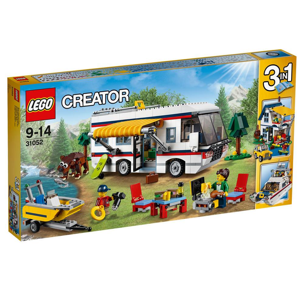 31052 LEGO Vacation Getaways CREATOR