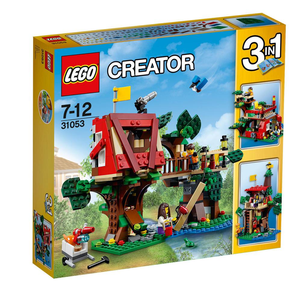 31053 LEGO Treehouse Adventures CREATOR