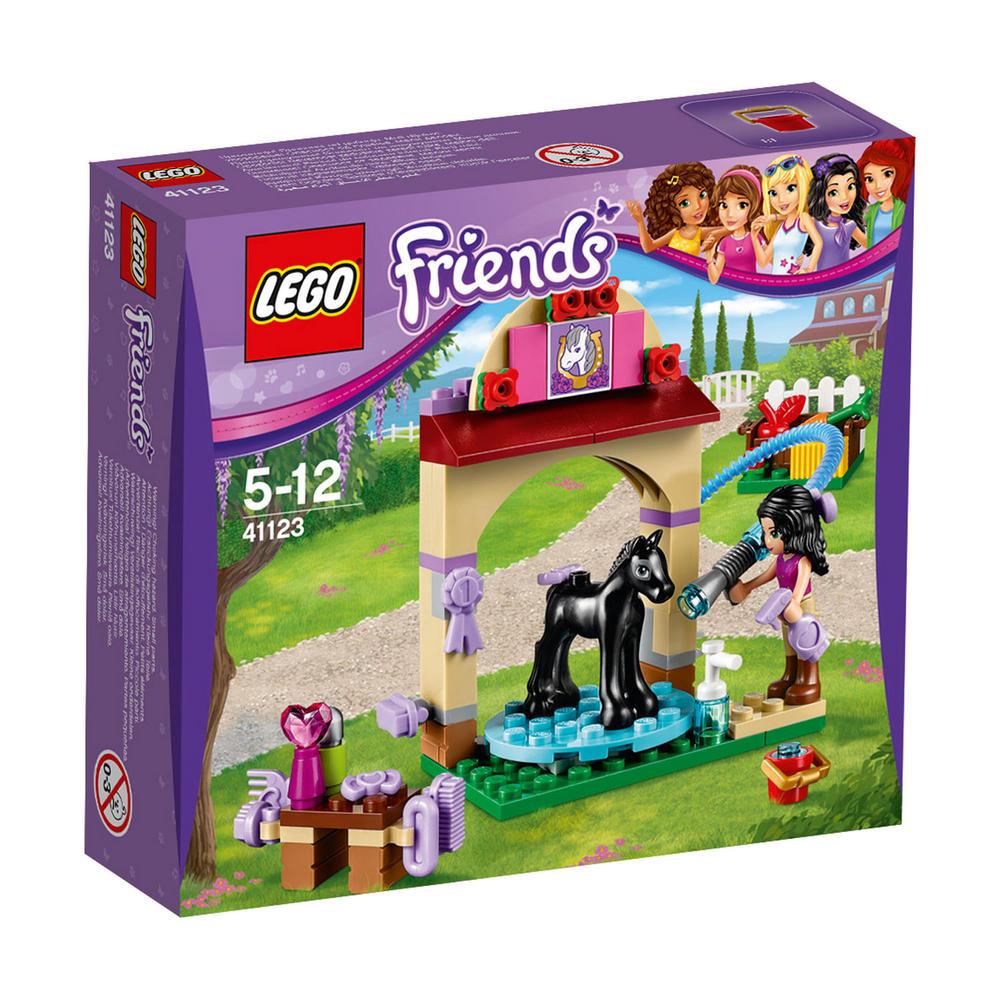 41123 LEGO Foal's Washing Station FRIENDS