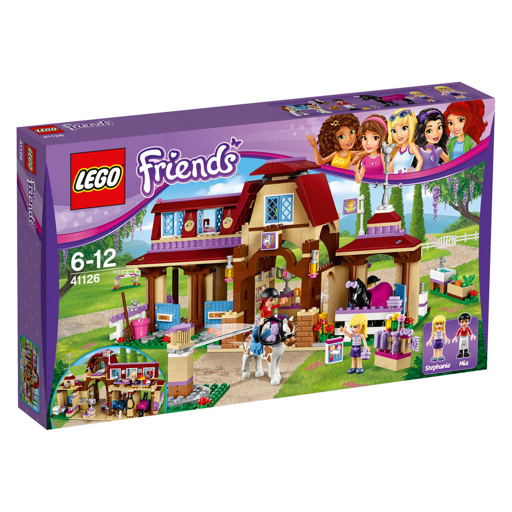 41126 LEGO Heartlake Riding Club FRIENDS