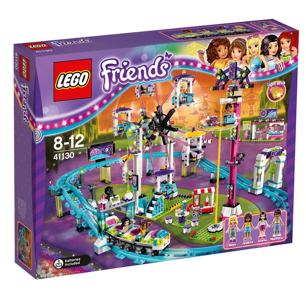 41130 LEGO Amusement Park Roller Coaster FRIENDS