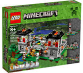 21127 LEGO The Fortress MINECRAFT