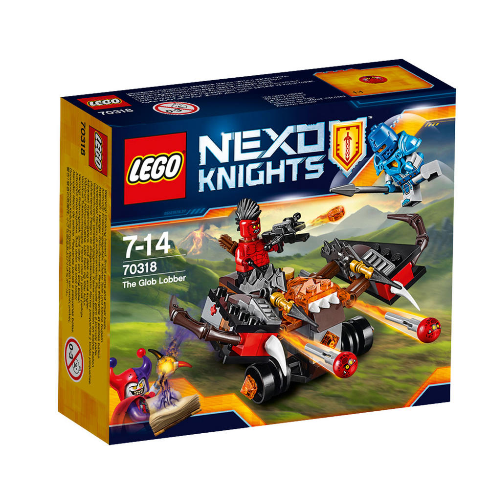 70318 LEGO The Glob Lobber NEXO KNIGHTS