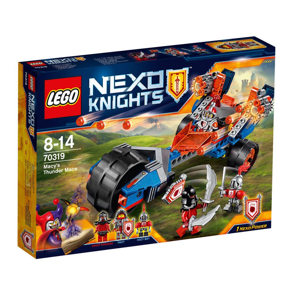70319 LEGO Macy's Thunder Mace NEXO KNIGHTS